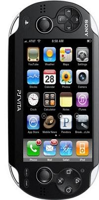 iOS On Your Playstation Vita