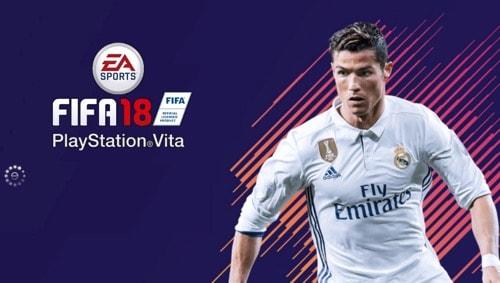 FIFA 18 On Ps vita [ FULL FREE ] | Free Ps vita Games