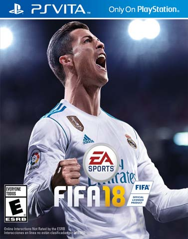 FIFA 18 On Ps vita [ FULL FREE ]