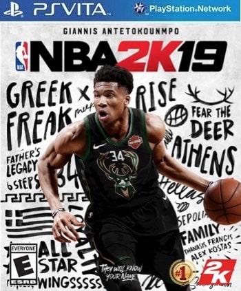 NBA 2k19 Ps vita