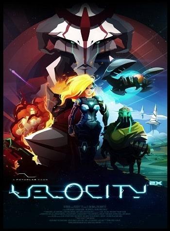 Velocity X2 ps vita