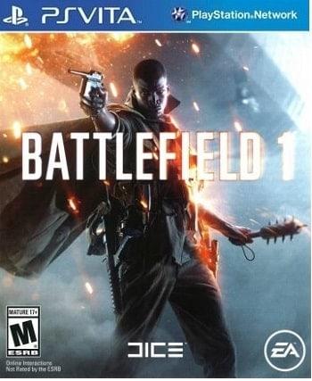 Battlefield 1 Ps vita