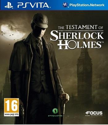 Sherlock Holmes ps vita